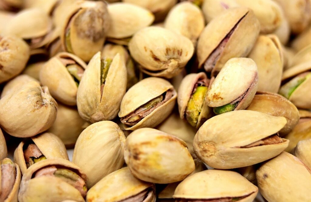 Nuts are know to boost serotonin