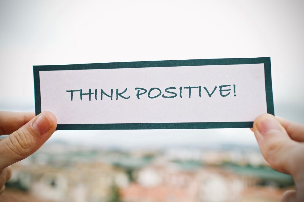 10 ways to boost your positive thinking
